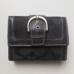 🎉2/$20 COACH Tri-fold Wallet